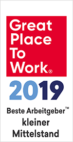 Great Place to Work kleiner Mittelstand 2019