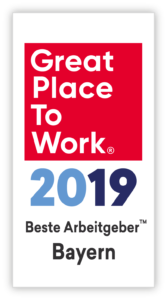 ANWANDER, Great Place to Work, Bayern