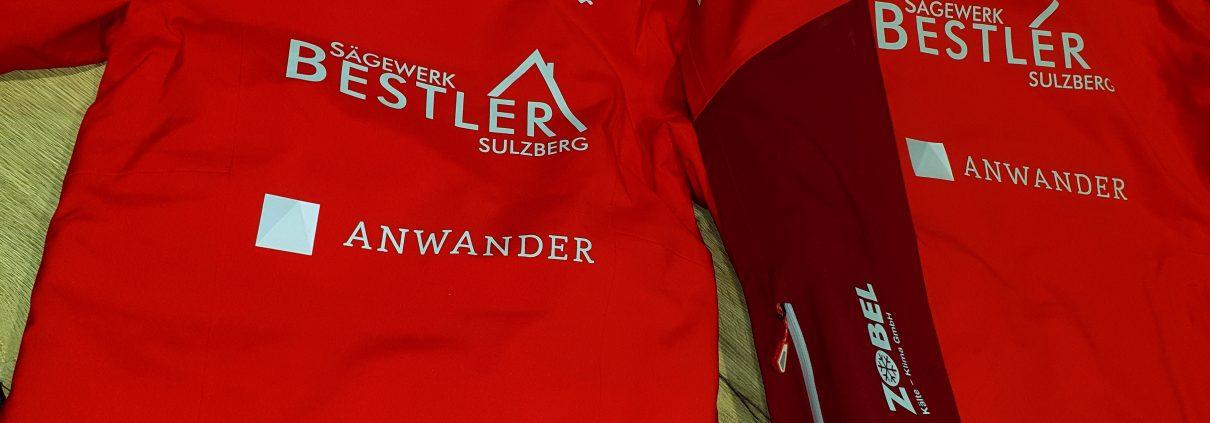 Anwander Sulzberg Unterstützung Sponsoring