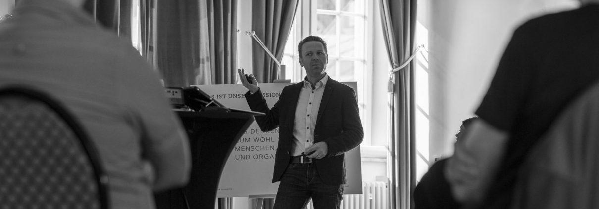 ANWANDER, Workshop, Heinz Waldmann